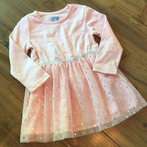 NWT Baby Gap Dress 18-24mo Light Pink